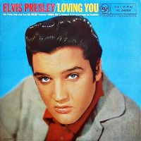 Cover Elvis Presley - Loving You