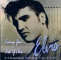 Cover Elvis Presley - Loving You & Best Of Elvis