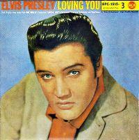 Cover Elvis Presley - Loving You