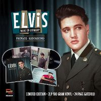 Cover Elvis Presley - Made In Germany - Private Recordings