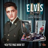 Cover Elvis Presley - Made In Germany - The Complete Private Recordings