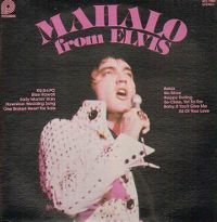 Cover Elvis Presley - Mahalo From Elvis