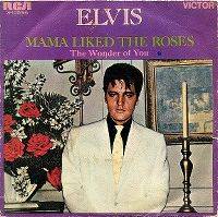 Cover Elvis Presley - Mama Liked The Roses