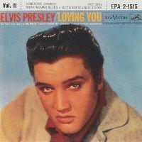 Cover Elvis Presley - Mean Woman Blues