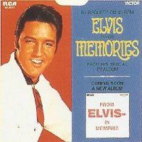 Cover Elvis Presley - Memories