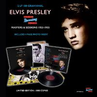 Cover Elvis Presley - Memphis Recording Service - Masters & Sessions 1953-1955