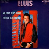 Cover Elvis Presley - Milkcow Blues Boogie