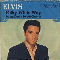 Cover Elvis Presley - Milky White Way