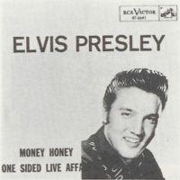 Cover Elvis Presley - Money Honey