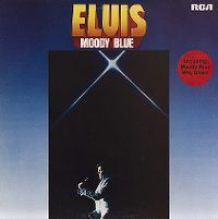 Cover Elvis Presley - Moody Blue