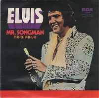 Cover Elvis Presley - Mr. Songman