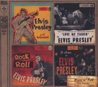 Cover Elvis Presley - Music Ages: Rock 'n' Roll - Elvis Presley, Volume 1