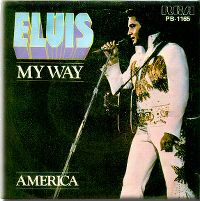 Cover Elvis Presley - My Way