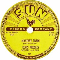 Cover Elvis Presley - Mystery Train
