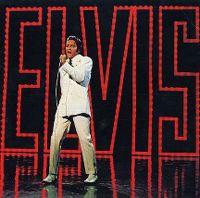 Cover Elvis Presley - NBC - TV Special