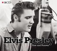 Cover Elvis Presley - Now And Forever