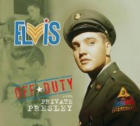 Cover Elvis Presley - Off Duty With Private Presley