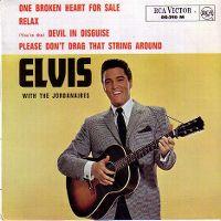 Cover Elvis Presley - One Broken Heart For Sale