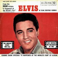 Cover Elvis Presley - One Broken Heart For Sale