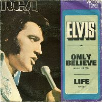 Cover Elvis Presley - Only Believe