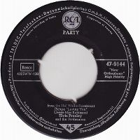 Cover Elvis Presley - Party