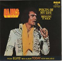 Cover Elvis Presley - Pieces Of My Life