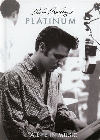 Cover Elvis Presley - Platinum - A Life In Music