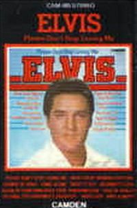 Cover Elvis Presley - Please Don't Stop Loving Me
