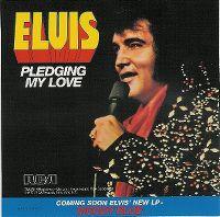 Cover Elvis Presley - Pledging My Love