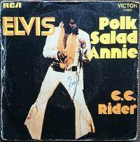 Cover Elvis Presley - Polk Salad Annie