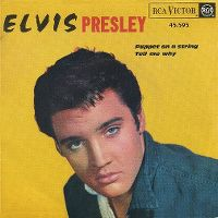 Cover Elvis Presley - Puppet On A String