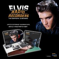 Cover Elvis Presley - Radio Recorders - The Complete '56 Sessions