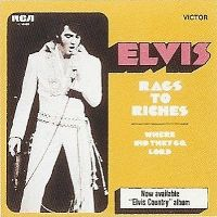 Cover Elvis Presley - Rags To Riches