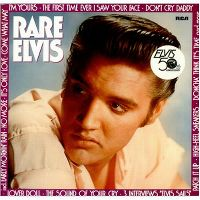 Cover Elvis Presley - Rare Elvis