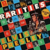 Cover Elvis Presley - Rarities