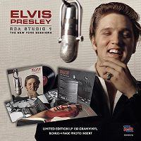 Cover Elvis Presley - RCA Studio 1 - The New York Sessions