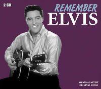 Cover Elvis Presley - Remember Elvis