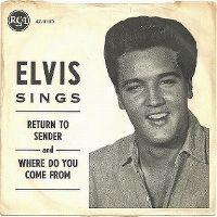 Cover Elvis Presley - Return To Sender