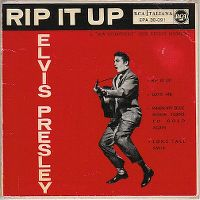 Cover Elvis Presley - Rip It Up