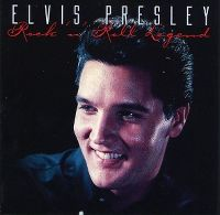 Cover Elvis Presley - Rock 'n' Roll Legend