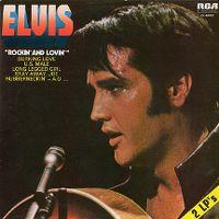 Cover Elvis Presley - Rockin' And Lovin'
