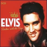 Cover Elvis Presley - Rockin' With The King