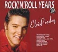 Cover Elvis Presley - Rock'n'Roll Years