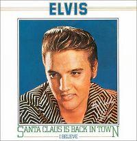 Cover Elvis Presley - Santa Claus Is Back In Town