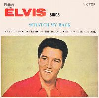 Cover Elvis Presley - Scratch My Back