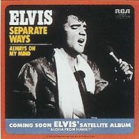 Cover Elvis Presley - Separate Ways
