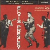 Cover Elvis Presley - Shake, Rattle And Roll