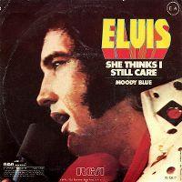 Cover Elvis Presley - She Thinks I Still Care
