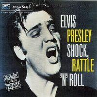 Cover Elvis Presley - Shock, Rattle 'N' Roll