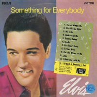 Cover Elvis Presley - Something For Everybody